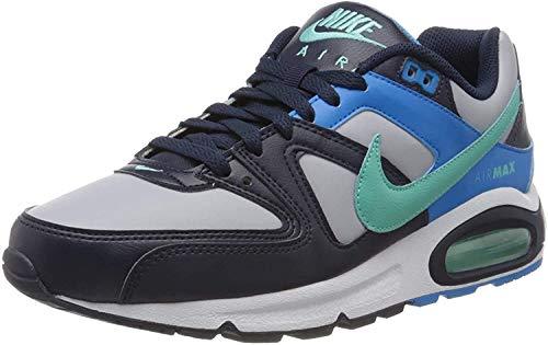 Nike Men's Air MAX Command Shoe, Zapatillas para Hombre, Gris (Wolf Grey/Aurora Gre 136), 44.5 EU