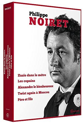 Philippe Noiret: Zazie dans Le métro + Les Copains + Alexandre Le bienheureux + Twist Again à Moscou + Père et Fils