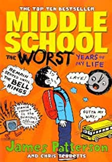 The Middle School The Worst Years Of My Life Paperback