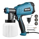 Best Electric Paint Sprayers - Paint Sprayer, WESCO 500W Electric Paint Spray Gun Review