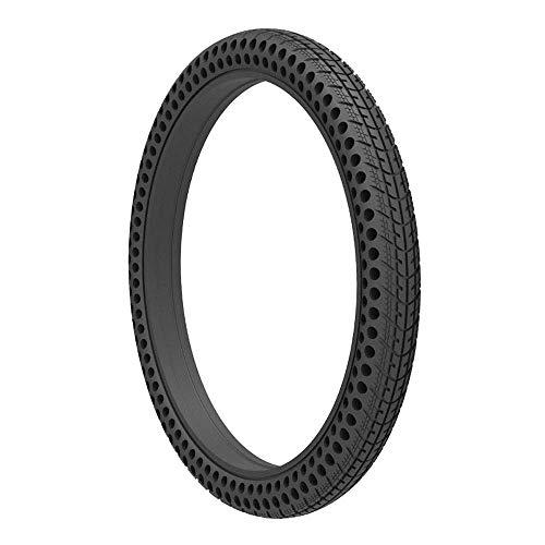 HTZ-M Neumáticos de Bicicleta sólidos en Forma de Panal de 20 Pulgadas, neumáticos a Prueba de explosiones y no neumáticos, Piezas de Repuesto para neumáticos de Bicicleta