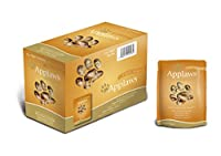 Cat Food Bag 70 g by Applaws is a mix of cat food that contains 75% pure meat content. These high quality food are completely free additive and do not contain fillers. 100% natural – Applaws Pouch for cats is really different than other cat food as i...