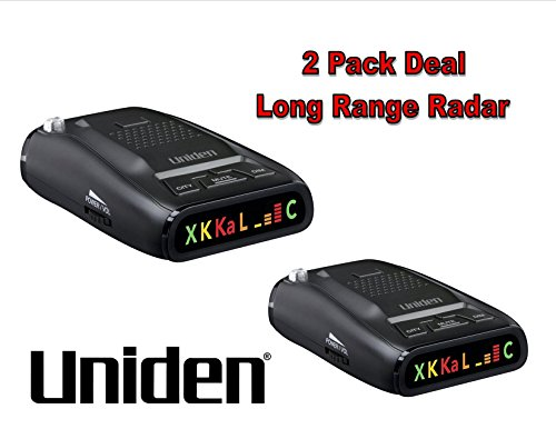 Read About 2 Pack Unidenn DFR1 Long Range Laser Radar Detection Laser Detector Icon Display