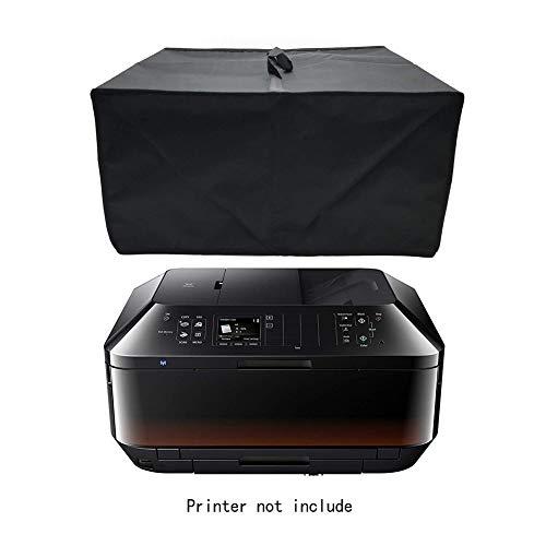 WHCCL Printer Dust Cover Case Protector, Anti-statisch Waterdicht Oxford doek Stof/Weefsel, Zwart