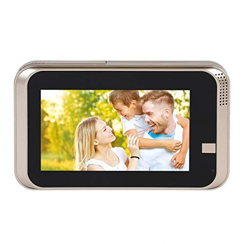 Cámara con timbre de video, timbre de puerta con intercomunicador visible para el hogar inteligente, timbre con wifi, intercomunicador visible para el hogar, teléfono móvil, videollamada y
