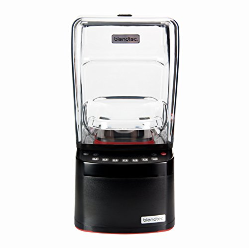 Blendtec S885C2901-B1GB1A Stealth Countertop Blender with 2 Fourside Jars