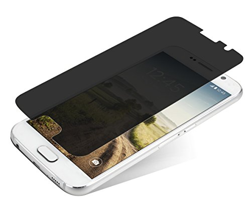 ZAGG InvisibleShield Case Friendly Privacy Glass Screen Protector for Samsung Galaxy S6