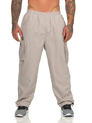 ZARMEXX heren joggingbroek trainingsbroek sportbroek thermo vrijetijdsbroek jogger sportswear warm gevoerd