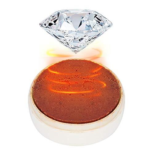 yuyte Schmuck Polierpaste, Schmuck Poliermittel Schleifen Polieren Diamantpaste Jade Remover Cream