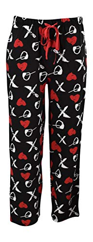 Unique Baby Valentine's Day XOX Mommy Daddy and Me Pajama Pants (Adult S)
