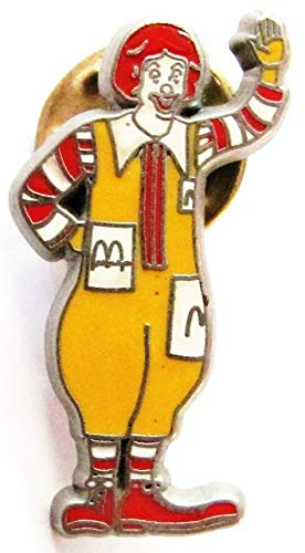Mc Donalds - Roland Figur - Pin 27 x 14 mm