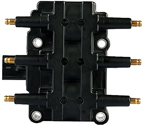 ENA Ignition Coil Pack Compatible with Chrysler Dodge Jeep Town & Country Grand Caravan Wrangler Voyager Pacifica 3.3L 3.8L V6 Replacement For UF305 C1442 56032520