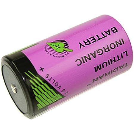Tadiran Sl 2780 S Lithium Battery 3 6 V 19000 Mah Type Elektronik