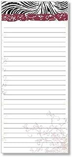 "Karen Foster Design Magnetic Notepad, Modern Safari, 12 x 12"""