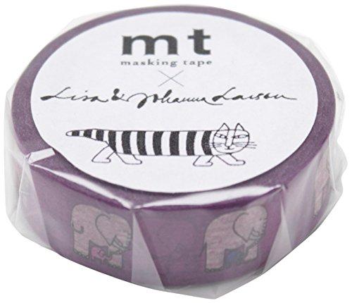 Mt Washi Masking Tapes MT Lisa Larson - Elephant