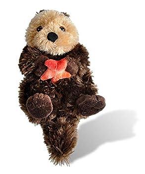 Wild Republic Sea Otter Plush Stuffed Animal Plush Toy Gifts for Kids Cuddlekins 8 Inches