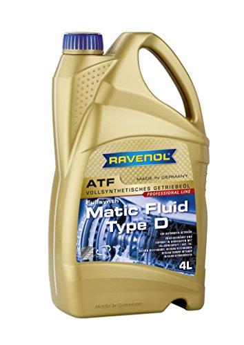RAVENOL ATF Matic Fluid Type D 4 l