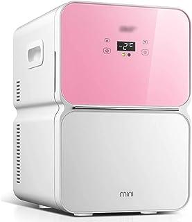 JLKDF Réfrigérateur de Voiture portatif de congélateur de Voiture, Refroidissement et Chauffage à Double Usage pour Le réf...