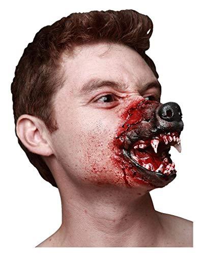 Horror-Shop Werewolf l39;application Transformation de latex