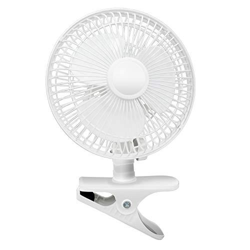 BEYOND BREEZE 6-inch Convertible Desk & Clip on Fan
