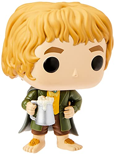 Funko Pop!- Lord of The Rings LOTR/Hobbit: Merry Brandybuck, Multicolor (13563)