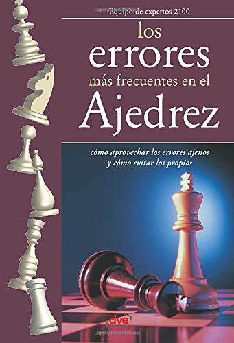 Los errores más frecuentes en el ajedrez