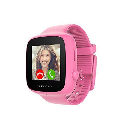 Deutsche Telekom Xplora Go Kids Smartwatch (rosa) inkl. 30€ Amazon-Gutschein