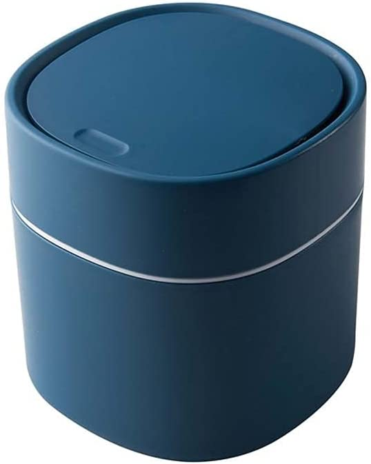 GEDENG Modern Plastic Mini Trash Can Wastebasket for Ba Lid Max 66% OFF OFFicial with