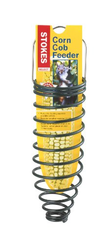 Stokes Select Corn Cob Squirrel Feeder, 1 Corn Cob Capacity