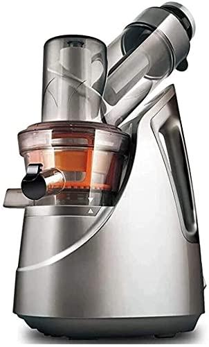 BRFDC Spremiagrumi Juicer Wide Both Juice Extractor Juicer Machines BPA. Frutta compatta Gratuita Verdure spremiagrumi spremiagrumi centrifuga con coclea in Ceramica