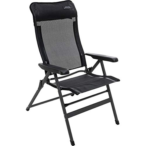 ALPS Mountaineering Ultimate Recliner, Black