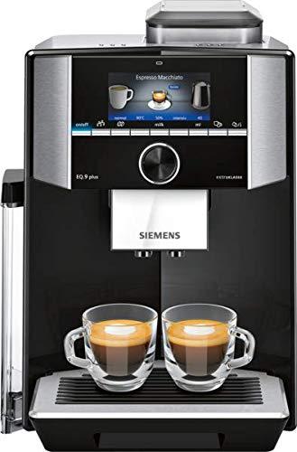 Siemens TI955F09DE Extraklasse Kaffeevollautomat EQ.9 Serie 500
