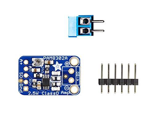 Audio IC Development Tools Adafruit Mono 2.5W Class D Audio