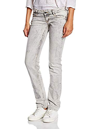M.O.D Alice Regular - Jeans da Donna Grigio 34W x 34L