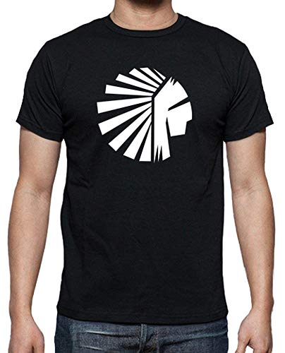 latostadora - Camiseta Indio para Hombre