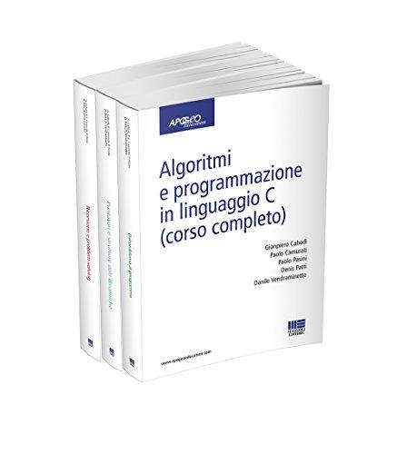 Algoritmi e programmazione in linguaggio C (corso completo)