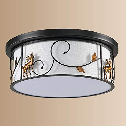Lámpara Colgante Duradera Araña De Araña Sala De Estar Dormitorio Comedor Led Redondo Cocina Luz Lámpara De Techo Hyococ