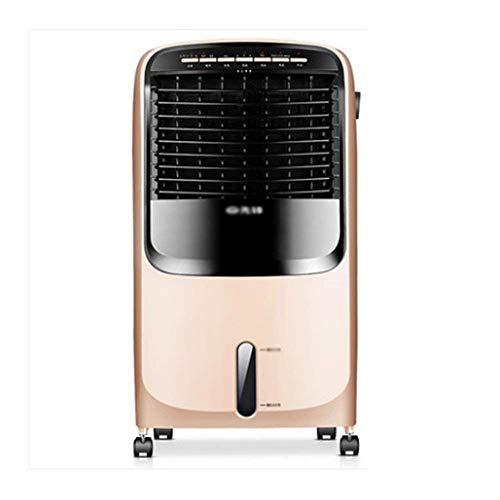 AC-Cooling Refroidissement Unités Ventilateur LCD portable avec télécommande, 65W - Or