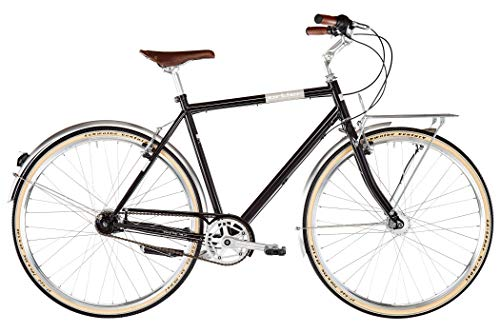 Ortler Bricktown LTD Glossy Black Rahmenhöhe 60cm 2020 Cityrad