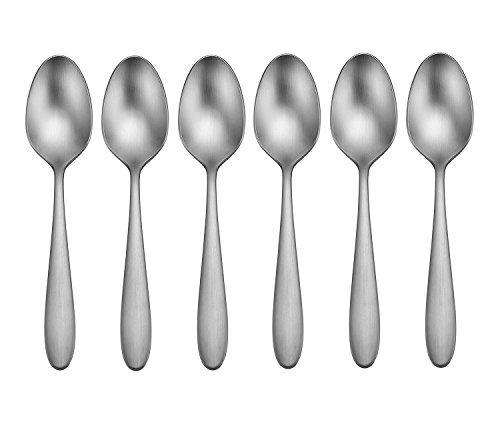 Oneida Vale Set of 6 Teaspoons, Silver