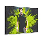 Wandbild, Motiv: Tennisspieler, Andy Murray, HD-Poster,