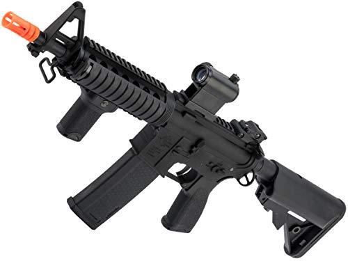 Evike Specna Arms/Rock River Arms Edge Series M4 Airsoft AEG Rifle (Model: M4 RIS SBR/Black SA-E04 - Gun Only)