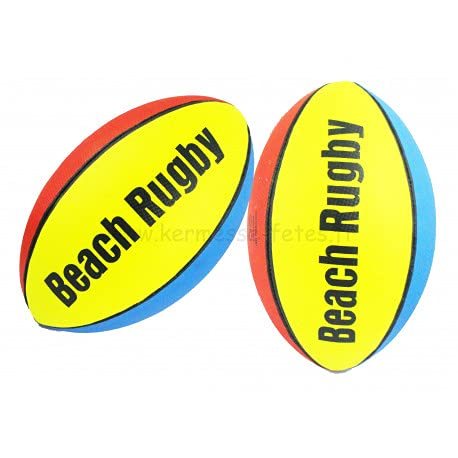 Pallone Beach Rugby