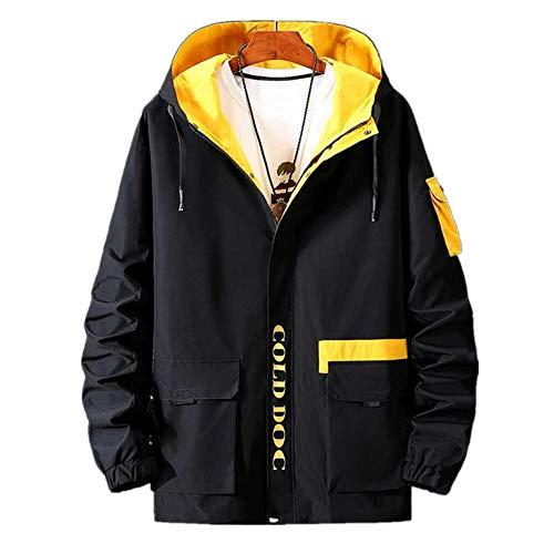 Plus Size 9XL 8XL 7XL Frühling Herbst Bomberjacke Herren Mode Hip Hop Streetwear Baseballjacke Herren Mantel Herren Jacke Herren Outwear