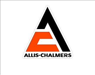 Signs By Woody#19a Small Allis-Chalmers Window Decal