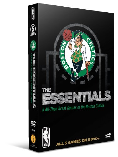 The Essentials: Five All-Time Great Games of the Boston Celtics