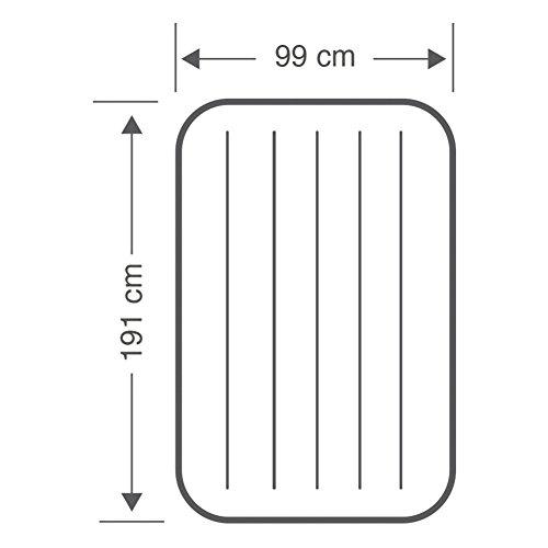 Intex – Colchón hinchable Dura-Beam Standard DELUXE - 4