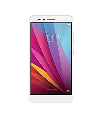 Huawei Honor 5X Unlocked Smartphone - Gold 16GB (U.S. Warranty)