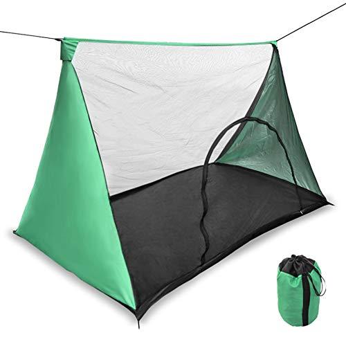 Lixada Breeze Mesh Tent Anti-mosquito Tent 2 Person Mesh Tent For Outdoor Camping Backpacking Hiking Beach Backyard Park