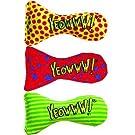 Yeowww Stinkies Stripes Cat Toy
